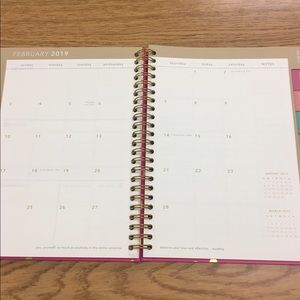 See It Bigger Mint Green Other Eight 20182019 Planners Through